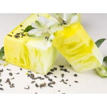 Мыло Зеленый чай с жасмином, 1кг