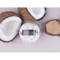 "FRESH TIME Фруктовая бомбочка для ванны """"С натуральным соком кокоса"""", 170 г"