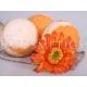 Бурлящие шарики для ванн Абрикосовая косточка с пеной, упаковка 6шт