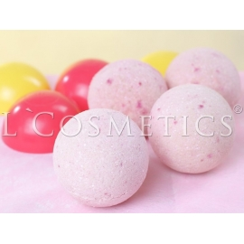 Бурлящие шарики для ванн Бабл Гам с пеной, упаковка 6шт