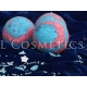 Бурлящие шарики для ванн Галакси с пеной, упаковка 6шт