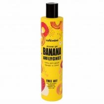 Гель для душа Банан и Личи, 300 мл