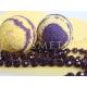 Бурлящие шарики для ванн Ночь Клеопатры с пеной, упаковка 6шт