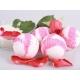 Бурлящие шарики для ванн Роза в молоке с пеной, упаковка 6шт