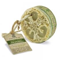 Мыло банное с люфой «Полынь», 130 г
