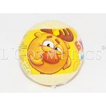 "Бурлящие шарики для ванн для детей Лосяш"", упаковка 6шт"""