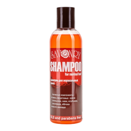 Шампунь для нормального типа волос (фруктовый), 200 мл