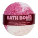Бурлящий шарик для ванны с пеной CHERRY (вишня), шт