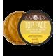 Маска для лица TOP FACE с жёлтой глиной и альгинатом, 150 г