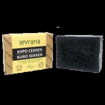 Натуральное мыло ручной работы Куро Секкен, 100гр