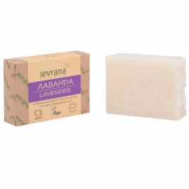 Натуральное мыло ручной работы Лаванда, 100гр