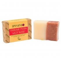 Натуральное мыло ручной работы Роза, 100гр