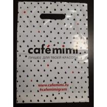 Пакет cafe mimi БЕЛЫЙ