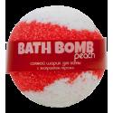 Бурлящий шарик для ванны PEACH (персик), шт
