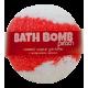 Бурлящий шарик для ванны PEACH (персик), 100/120гр