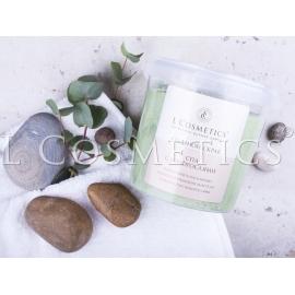 Скраб для тела соляной СПА солевая с водорослями, 1000 гр