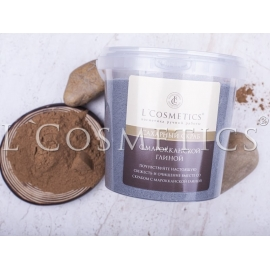 Скраб для тела сахарный С марокканской глиной, 1000 гр