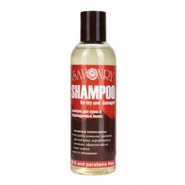 Шампунь для сухих и поврежденных волос, 200 мл