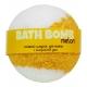 Бурлящий шарик для ванны MELON (дыня), 100/120гр