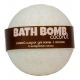 Бурлящий шарик для ванны COCONUT (кокос), 100/120гр