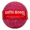 Бурлящий шарик для ванны ROSE (роза), 100/120гр
