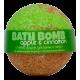 Бурлящий шарик для ванн с пеной APPLE&CINNAMON (корица и яблоко), 100/120гр