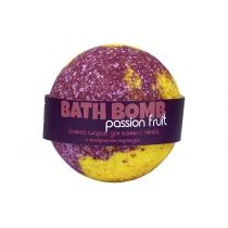 Бурлящий шарик для ванн с пеной Passion fruit (маракуйя), 100/120 г