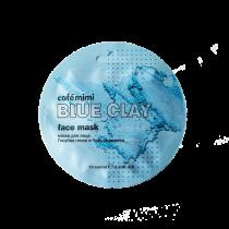 Маска для лица Голубая глина & Чайное дерево, 10 мл