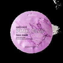 Маска для лица Розовая глина & Шиповник, 10 мл