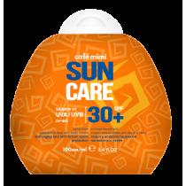 Крем солнцезащитный водостойкий для лица и тела SPF30+, 100 мл