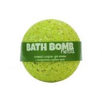 Бурлящий шарик для ванны Herbal (луговые травы), 100/120гр