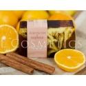 Мыло фасованное Апельсин с корицей, 1 шт