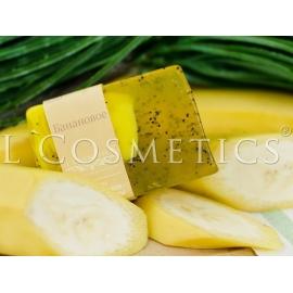 Мыло фасованное Банановое, 1 шт