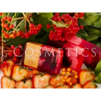 Мыло фасованное Сбор красных ягод,  1 шт