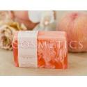 Мыло фасованное Цветы белого персика и масло манго,  1 шт