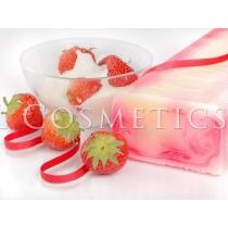 Мыло Клубника в йогурте, 1 кг