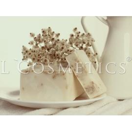 Мыло с глиной Козье молоко, 1 кг