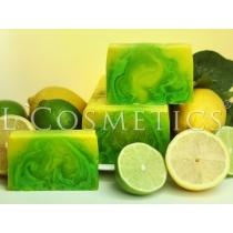 Мыло с глиной Лимон и лайм, 1 кг