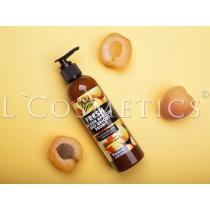 Молочко для тела Fresh golden apricot – «Золотой абрикос и яркий пион», 250 мл
