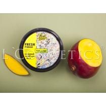Скраб для тела Fresh mango. Манго и ямайский лайм, 250 мл