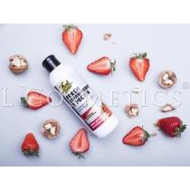 Гель для душа Fresh strawberry. Сладкая клубника и орех пекан, 250 мл