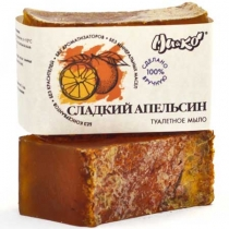 Туалетное мыло Сладкий апельсин, 75 гр