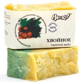 Туалетное мыло Хвойное, 75 гр