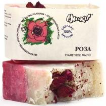Туалетное мыло Роза, 75 гр