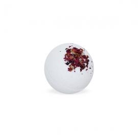Бурлящий шарик для ванн Роза 185 гр.